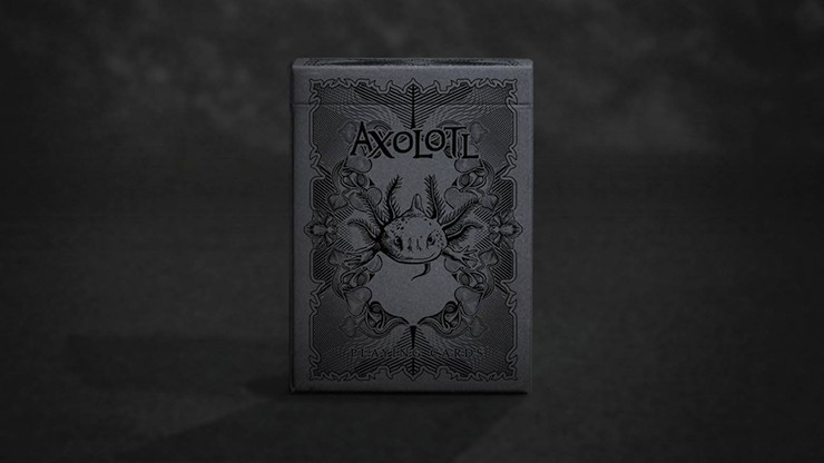 Axolotl Playing Cards by...