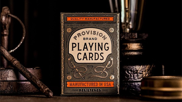 Provision Playing Cards by...