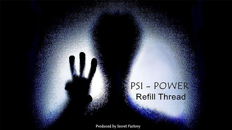 PSI POWER REFILL THREAD...