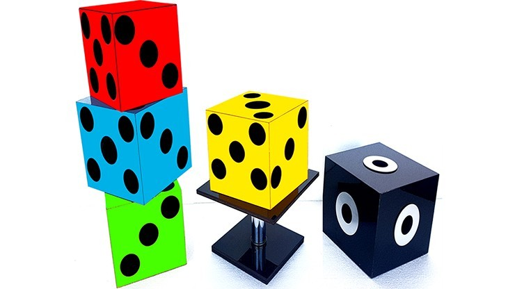 MENTAL DICE (COLOR) by Tora...