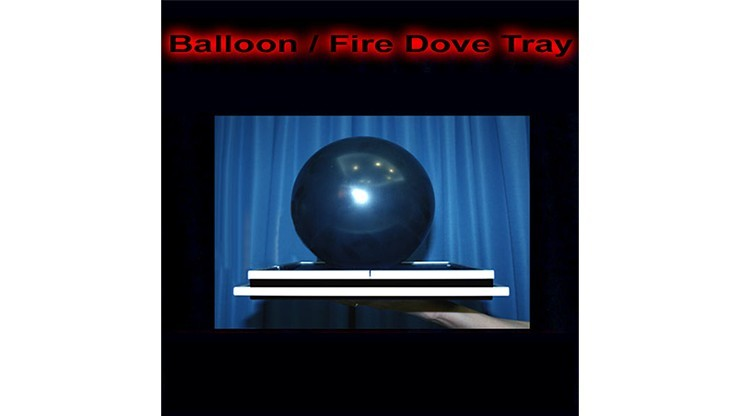 Balloon/Fire Dove Tray by...
