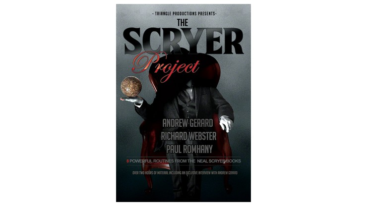 The Scryer Project  2 DVD...